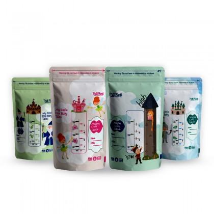 Milk Planet My Little One Fairy Tales Breastmilk Storage Bag (5oz/150ml)